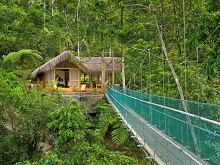 Pacuare Lodge - eine der besten Jungle Lodges Zentralamerikas - Canopy Honeymoon Suite