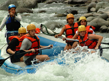 Costa Rica - Pacuare Rafting