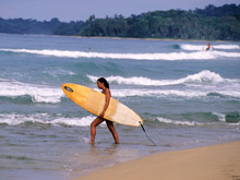 Costa Rica Surferin